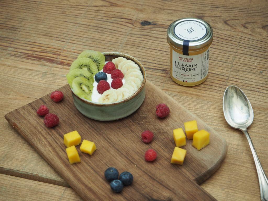 bowl aux fruits