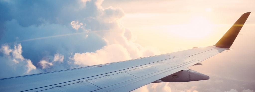 Aile d'avion, transport des produits non issus du commerce local