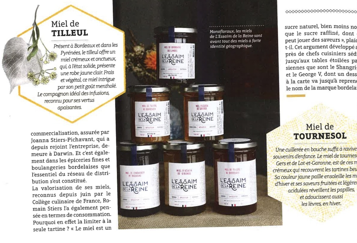 article sud ouest gourmand