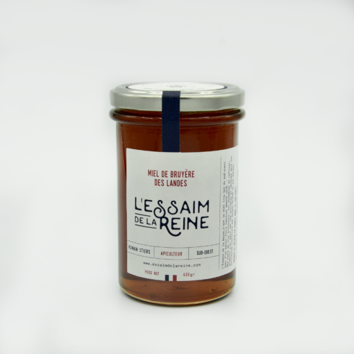 miel de bruyère 400g